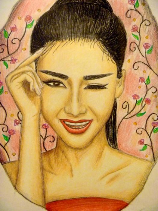 Ada Liu Yan por saray